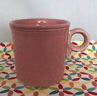Fiestaware Rose Ring Handled Mug - Fiesta Retired Pink Tom & Jerry Mug