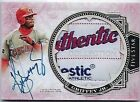 2015 Topps Five Star Ken Griffey Jr. Auto Patch #d 5 Majestic Reds