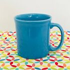Fiestaware Peacock Mug HLC Fiesta Retired Blue Java Mug