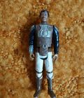 Vintage 1982 STAR WARS ROTJ LANDO CALRISSIAN in Skiff Guard Disguise