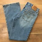 Vtg 90s Levis 518 Superlow Boot Cut Jeans 100 Cotton Made In USA Size 11 M JR
