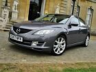LARGER PHOTOS: 2008 57 MAZDA6 SL SPORT FULLY LOADED LEATHER 1 YR MOT FULL HISTORY NO RESERVE