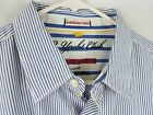 Vintage Nautica 99 Yacht Club Embroidered Long Sleeve Button down Shirt Large