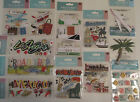 Scrapbooking Stickers Lot Jolees Boutique TRAVEL Boston Vegas Chicago Airport