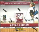 2011 Donruss Elite Extra Edition Factory Sealed Hobby Box Manny Machado AUTO ?