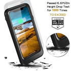Waterproof Portable Battery Power Bank Charger Case Cover for iPhone X 7 Plus 6S