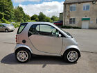 Smart Car Fortwo 07 City Passion 3dr