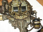 Vintage Ford 2BBL Carburetor 2700 Variable Venturi