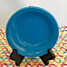 Fiestaware Peacock Fruit Bowl - HLC Fiesta Small Retired Blue Dish NEW