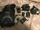 Nikon D800 body lens and accessories wireless shutter release external flash