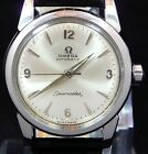 EXCELLENT ORIGINAL VINTAGE 1956 OMEGA AUTOMATIC SEAMASTER WATCH SERVICE 471 2828