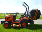 KUBOTA BX2350 MOWER COLLECTOR ride on sub compact tractor 4x4 diesel engine