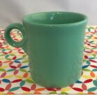Fiestaware Seamist Ring Handled Mug Fiesta Retired Green Tom & Jerry Mug