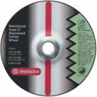 Metabo Flexiamant Super INOX Cutting Disc 115 x 6 x 22.2 mm Special Set of 24,