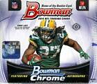 2014 Bowman Football Factory Sealed Hobby Box - 4 Chrome RC Autographs Per Box