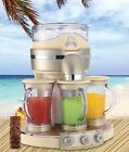 Margaritaville Tahiti Frozen Concoction Maker with 3 Pitchers BRAND NEW