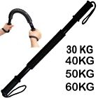30k40kg50kg60kg POWER TWISTER STRETCHABLE BODY BUILDING WORKOUT BENDY ARM BAR