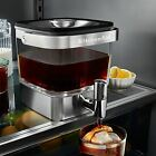 28 Oz Stainless Steel Cold Brew Coffee Maker Iced Brewed Espresso Making Machine