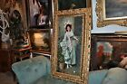 Large Museum Quality Allegorical Salon Oil Painting