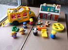 Fisher Price School House and Bus