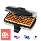 Classic [Waffle Maker] Pro Electric Nonstick Plate Machine Kitchen Cookware Home
