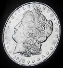 1878-S MORGAN DOLLAR - ALMOST UNCIRCULATED - 1st YEAR COIN MINTED! FAST SHIP!