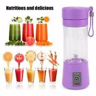 Portable Fruit Juicing Blender, Mobile Phone USB Electric Sports Bottle Juicer