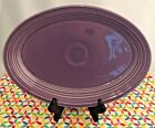 Fiestaware Lilac Large Platter Fiesta Retired Purple 13.5 in Serving Platter
