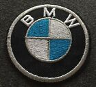 High Quality BMW Luxury Car Logo Embroidered Iron sewn On Patch 25