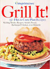 Weight Watchers GRILL IT Grilling Cookbook 150 Recipes Barbecue Diet Plan
