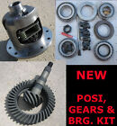 GM Chevy 82 10 Bolt Rearend Eaton Style Posi Gears Bearing Package 336 NEW