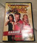 The Biggest Loser The Workout Cardio Max DVD 2007 signed Bill Germanakos