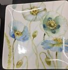 Certified International Greenhouse 16 piece set Poppies Dinner Plates,bowl, cups