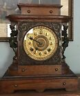 Antique Ansonia Mantle Clock Beauty Fine Clockmaking 19thCArtistry Goegeous