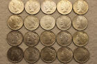 1922 UNC Silver PEACE Dollars FULL ROLL of 20 $1 US Coin Lot