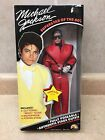 VINTAGE MICHAEL JACKSON THRILLER DOLL IN ORIGINAL BOX BY LJN FROM 1984