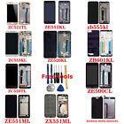 For Asus Series Phone LCD Display Touch Screen Digitizer With Frame +Tools 3M