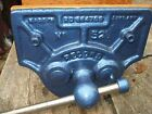 VINTAGE RECORD 52 1 2 CARPENTERS VICE WITH QUICK RELEASE RD664709 REFURBISHED