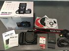 Canon EOS 50D 151MP Digital SLR Camera Black Body Only