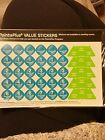 Weight watchers point plus value stickers