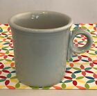 Fiestaware Pearl Gray Mug Fiesta Retired Grey Ring Handled Tom and Jerry Mug