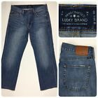 Lucky Brand Mens Jeans 361 Vintage Straight 30x30 Hemmed to Inseam 26
