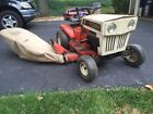 Vintage Riding Lawn Mower Hechinger MTD 8hp 34 Cutting Blades