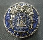 RARE NYPD challenge coin blue chief of Patrol