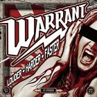 JAPAN CD WARRANT Louder Harder Faster with 2 Bonus Tracks TOTAL 13 TRACKS