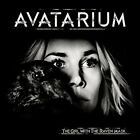 AVATARIUM THE GIRL WITH THE RAVEN MASK Candlemass JAPAN CD