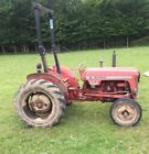 Nuffield Tractor Leyland Massey Ferguson David Brown Ford Barn Find Bmc