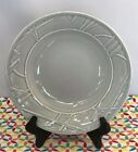 Fiestaware 2000 Pearl Gray Rimmed Soup Bowl Millennium Fiesta All Purpose