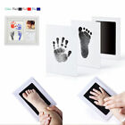 High tech Stamp Pad Baby HD Hand Foot Print Safe No Touch Ink Fadeless Crafts