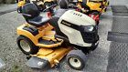 2011 Cub Cadet GT 2100 Garden Tractor 50 Mowing Deck Electric Lift